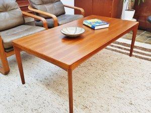 henning Kjaernulff, Coffee table, Couchtisch, Teak, Danish Design, Designklassiker, Vintage, Mid Century, 1960er, 1960's, Vejle Stole & Møbelfabrik