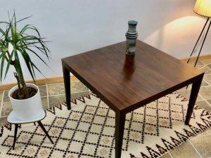 Couchtisch, Tisch, Beistelltisch, Severin Hansen, Haslev Møbler, Denmark, Danish Design, Vintage, Mid Century, 1960, Palisander, Designklassiker, schlicht